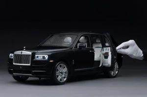 A Scale Model That Costs More Than An Actual Car Trust Rolls-Royce To Come Up With One