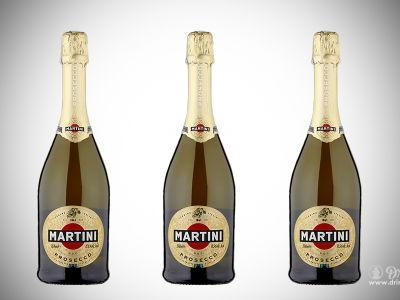 The Award-Winning Martini Vintage Prosecco