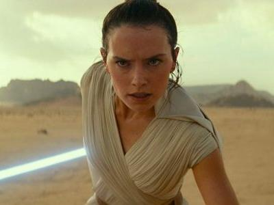 Daisy Ridley Says 'Rey Is Driving Her Own Thing' in 'Star Wars: The Rise of Skywalker'