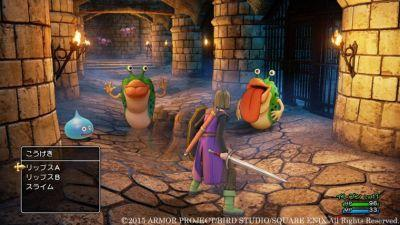 Dragon Quest 11 News To Be Revealed At Jump Festa 2017