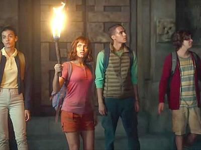 Dora And The Lost City of Gold Trailer Explores The Live-Action Jungle