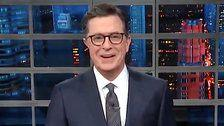 Stephen Colbert Claps Back at Fox News And MSNBC
