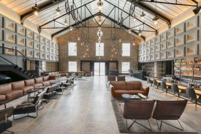 The Warehouse Hotel / Zarch Collaboratives