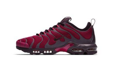 Nike Releases the Air Max Plus TN Ultra in Burgundy