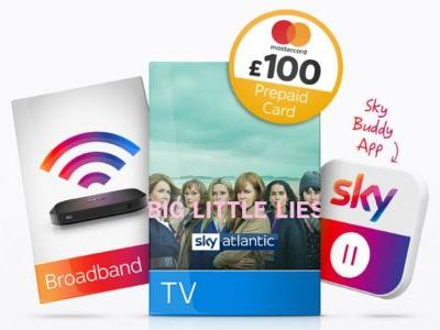 Broadband and TV flash sale: there's a big treat in store with Sky's latest deals