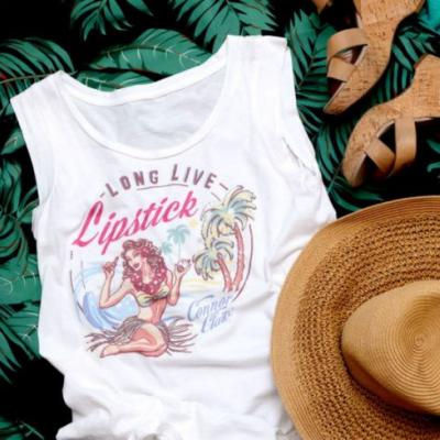 Lipstick Lovers, Your Summer Wardrobe Needs This!