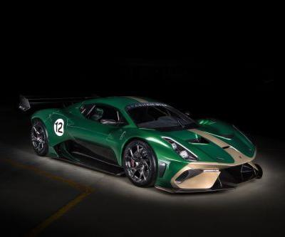 Brabham Is Back With A 700 HP V8 Hypercar Called The BT62