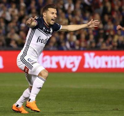 Newcastle Jets 0 Melbourne Victory 1: Barbarouses secures record-breaking Grand Final triumph