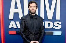 Thomas Rhett Talks Best Male Artist ACMs Win, Why He Co-Wrote Every Song On His New Album: Watch