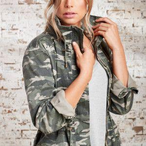 Style Tips: How to Wear Utility Jackets & Cargo Pants
