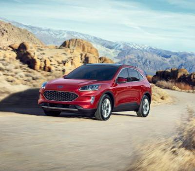 Ford to offer hybrid and electric options in redesigned 2020 Escape SUV