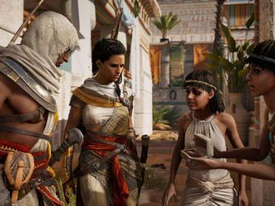 Opinion - Origins Is Not A Good Assassin's Creed Game