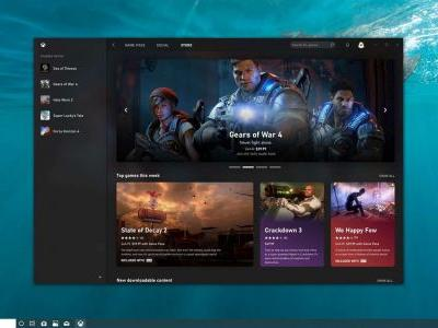 New Xbox App for PC Looks to Provide Revamped Store