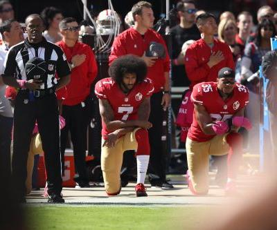 A 2-time Super Bowl winner says Colin Kaepernick will go down in history like Muhammad Ali and Rosa Parks