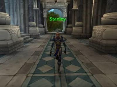 Blizzard Puts Stan Lee Tribute Into World Of Warcraft