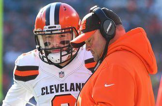 Colin Cowherd comments on the Cleveland Browns reportedly hiring Freddie Kitchens as head coach