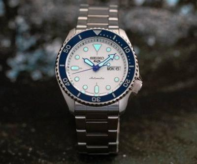 Seiko Readies for Its 140th Anniversary With New SRPG47 Seiko 5 Sports Watch