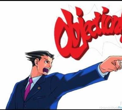 Phoenix Wright: Ace Attorney Trilogy Practicing On Switch In 2019