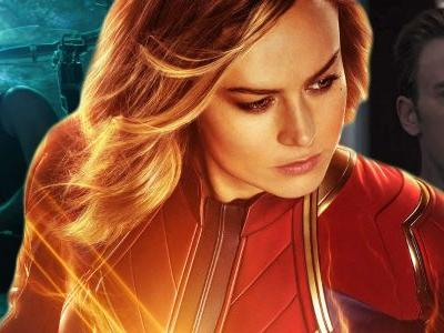 Avengers 4: Russos 'Aware of the Dangers' of Overpowered Captain Marvel