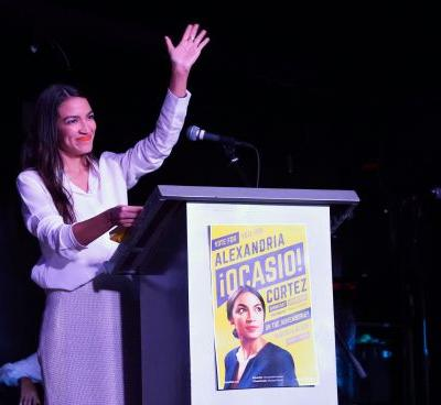 If Democrats Were Smart, They'd Make Alexandria Ocasio-Cortez the Face of Their Party