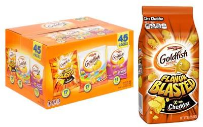 Pepperidge Farm recalls Goldfish because of whey powder