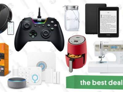 Monday's Best Deals: Kindle Paperwhite, Airfryers, Roku, Razer, and More