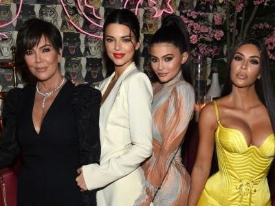 Kim Kardashian Calls Out Kylie Jenner as Kris' Favorite Daughter and We Can't Stop LOLing