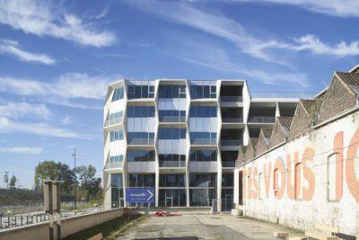 The Parking Silo & Business Hive / TANK Architectes