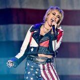 Miley Cyrus Puts Our Cardio Workouts to Shame With Her Super Bowl Treadmill Training