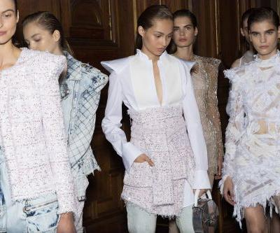 Balmain is Coming Back To Couture