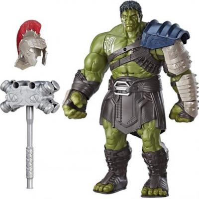 Smash everything with these Hulk action figures