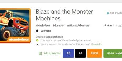 Google makes Play Store sales for paid apps and games official