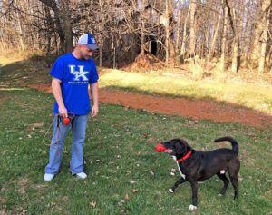 Veteran Is Paired With Rescued Service Dog, And Two Lives Are Saved