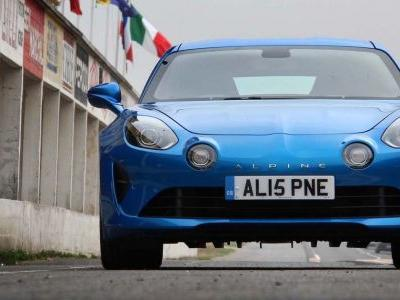Why Supercar Collectors Are Buying Alpine A110s