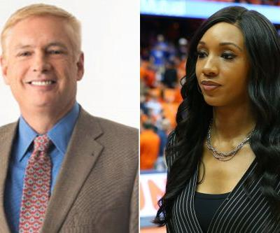 ESPN announcer's job in jeopardy after slip up in race relations call