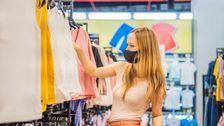 Is It Safe To Try On Clothes In Reopened Stores Now?