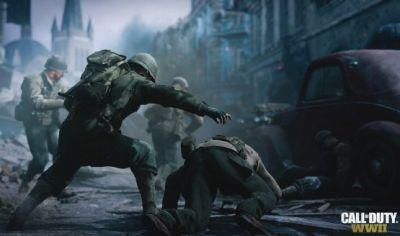 "Call of Duty: WWII Reveal Trailer Gets a Lot of ""Likes"""