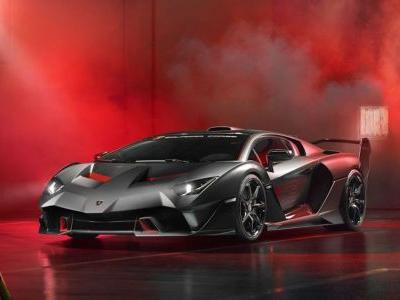 Meet The One-Off, 770bhp Lamborghini SC18 Alston