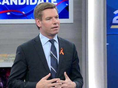 'Conversation with the Candidate' with Eric Swalwell: Part 2