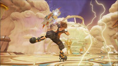 New Kingdom Hearts 3 Screenshot Possibly Shows First Boss, More Possible Details Analyzed