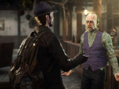 Watch a The Sinking City Investigation in a gamescom 2018 Trailer