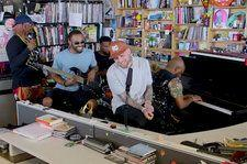 Mac Miller Performs 'Small Worlds,' 'What's The Use?' and '2009' For NPR Tiny Desk Concert: Watch