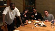 Pete Davidson And Kanye West Hung Out And People Have Questions
