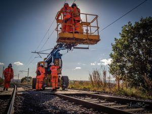 Stirling-Dunblane-Alloa Electrification Goes Live