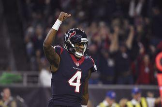 Watson leads Texans to franchise-record 8th straight win
