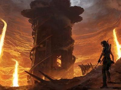 "Shadow of the Tomb Raider's First DLC, ""The Forge,"" Coming Next Month"