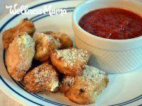 Chicken Parmesan Nuggets Recipe