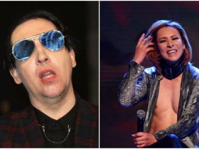 Marilyn Manson Will Join X Japan For Coachella's Second Weekend