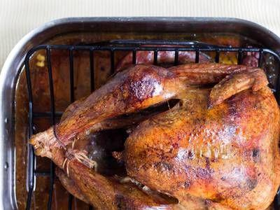 If you're buying a Thanksgiving turkey, choose organic