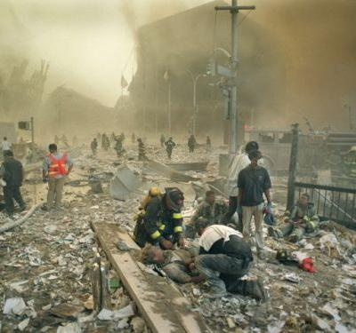New York identifies World Trade Center remains: victim 1,642 of the 2,753 killed in the attack